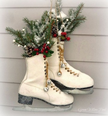 Perfect Ideas To Have Great Vintage Christmas Decoration 21