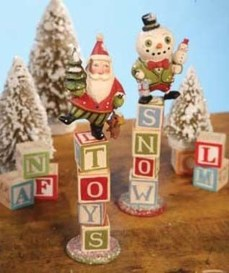 Perfect Ideas To Have Great Vintage Christmas Decoration 34