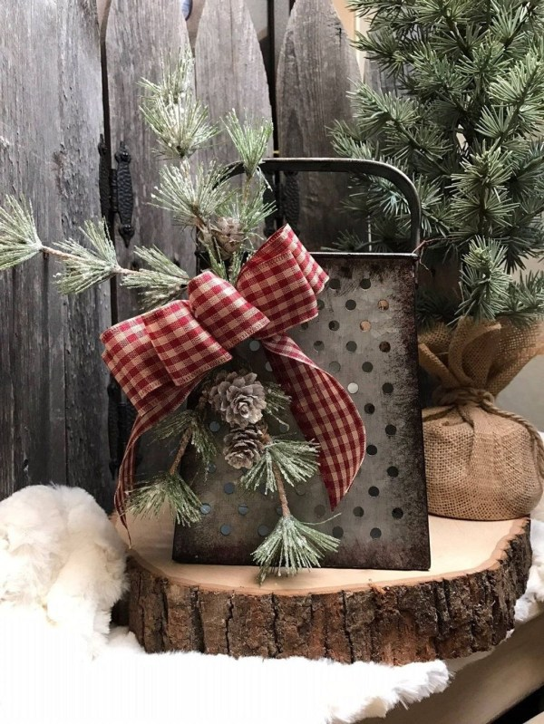 Perfect Ideas To Have Great Vintage Christmas Decoration 48