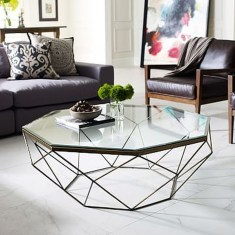 Popular Modern Coffee Table Ideas For Living Room 20