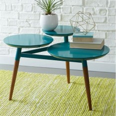Popular Modern Coffee Table Ideas For Living Room 21