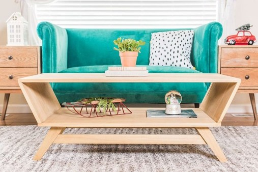 Popular Modern Coffee Table Ideas For Living Room 24