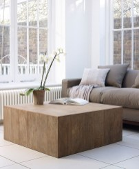 Popular Modern Coffee Table Ideas For Living Room 26