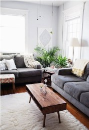 Popular Modern Coffee Table Ideas For Living Room 37