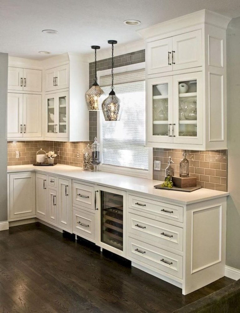 Popular Rustic Kitchen Cabinet Should You Love 07