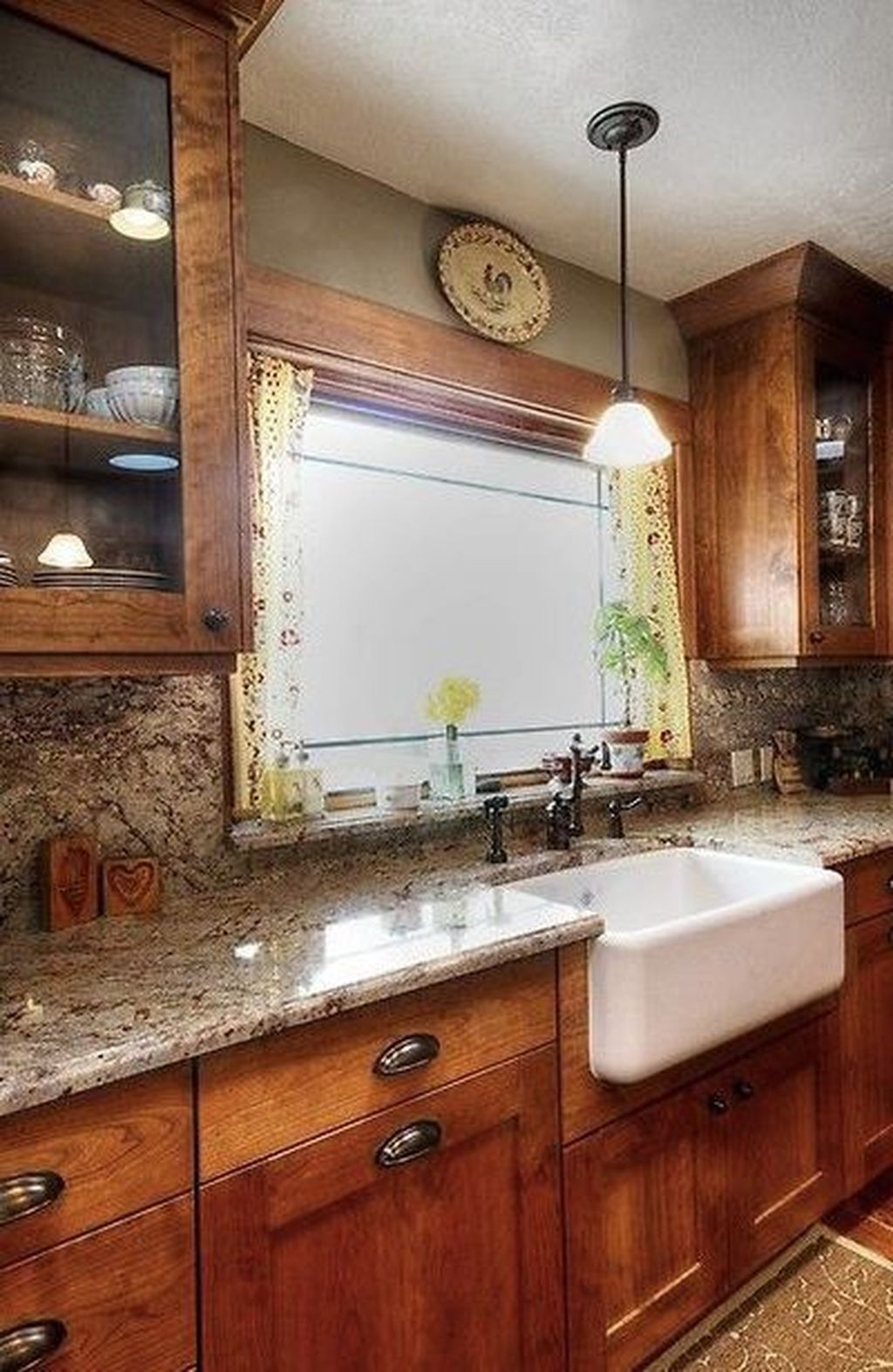 Popular Rustic Kitchen Cabinet Should You Love 26