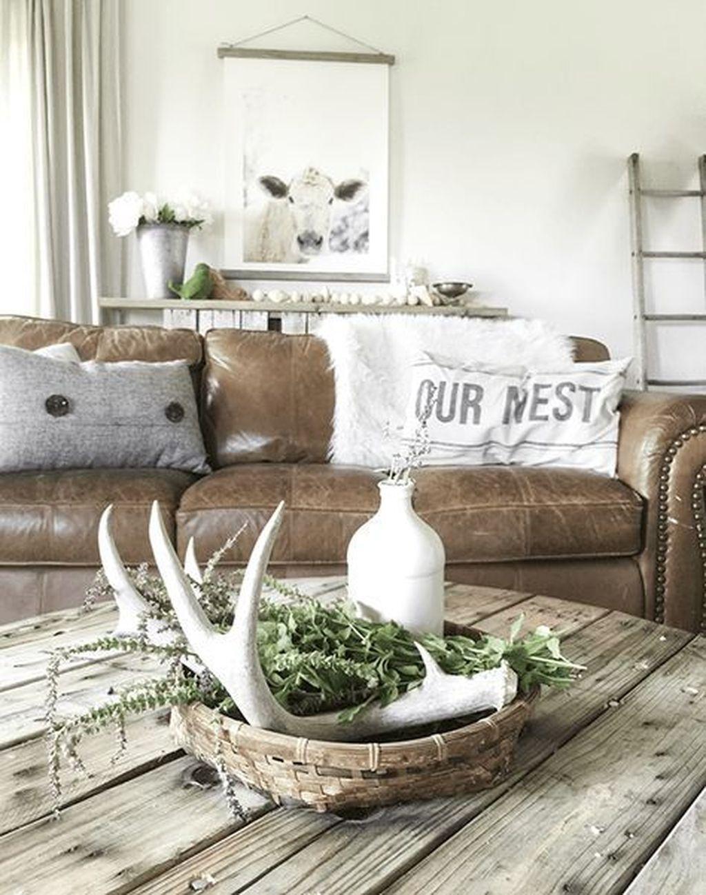 Stunning Modern Farmhouse Decorations Ideas 26
