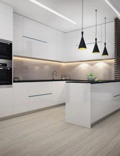 Stunning Modern Kitchen Design 34