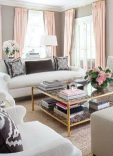 Stunning Romantic Living Room Decor 17