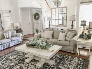 Stunning Romantic Living Room Decor 24