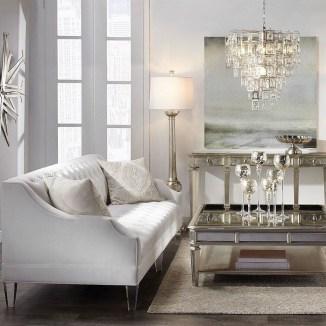 Stunning Romantic Living Room Decor 28