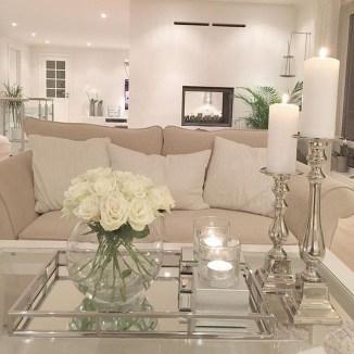 Stunning Romantic Living Room Decor 30