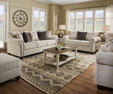 Stunning Romantic Living Room Decor 38