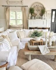 Stunning Romantic Living Room Decor 44
