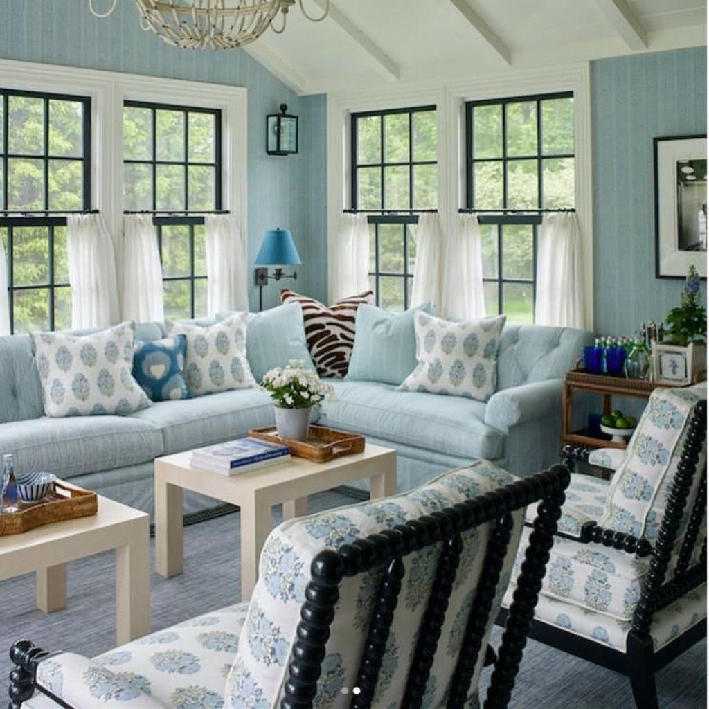 Stunning Romantic Living Room Decor 50