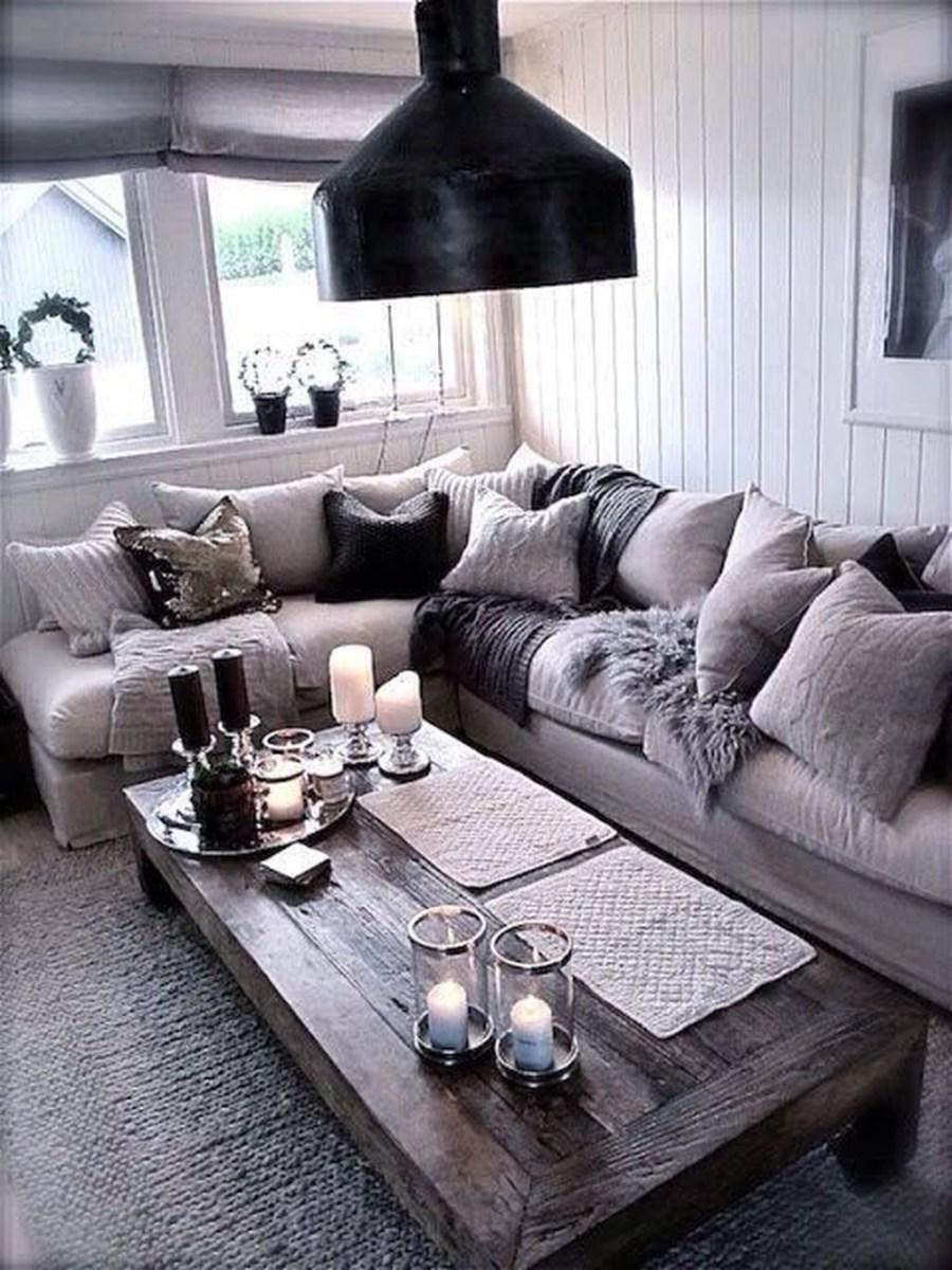 Stunning Simple Living Room Ideas 49