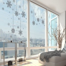 Stunning Winter Office Decorations That You Can Easily Make 09