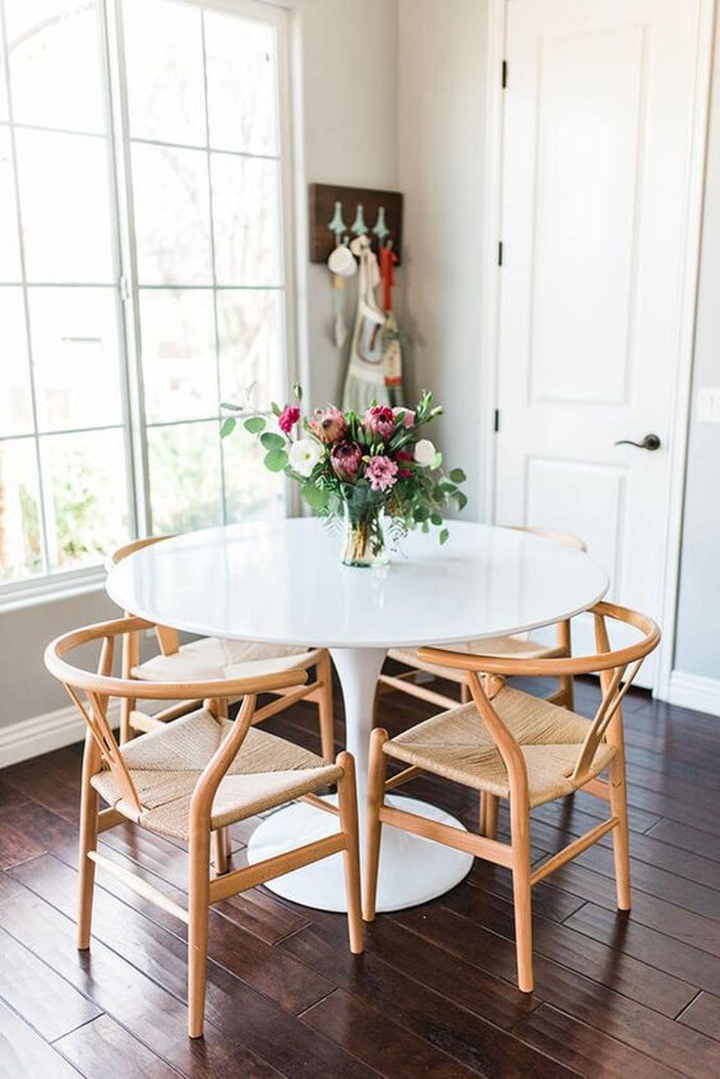 Sweet Romantic Dining Room Decor 11