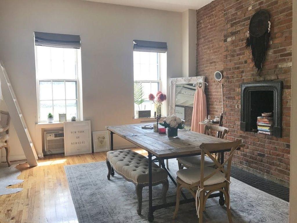 Sweet Romantic Dining Room Decor 28