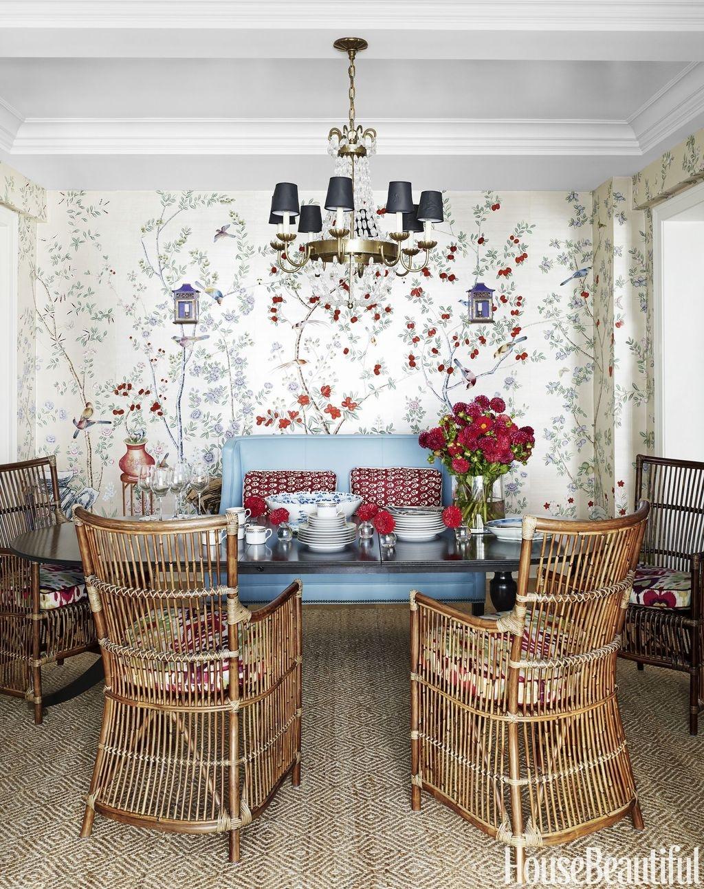 Sweet Romantic Dining Room Decor 39