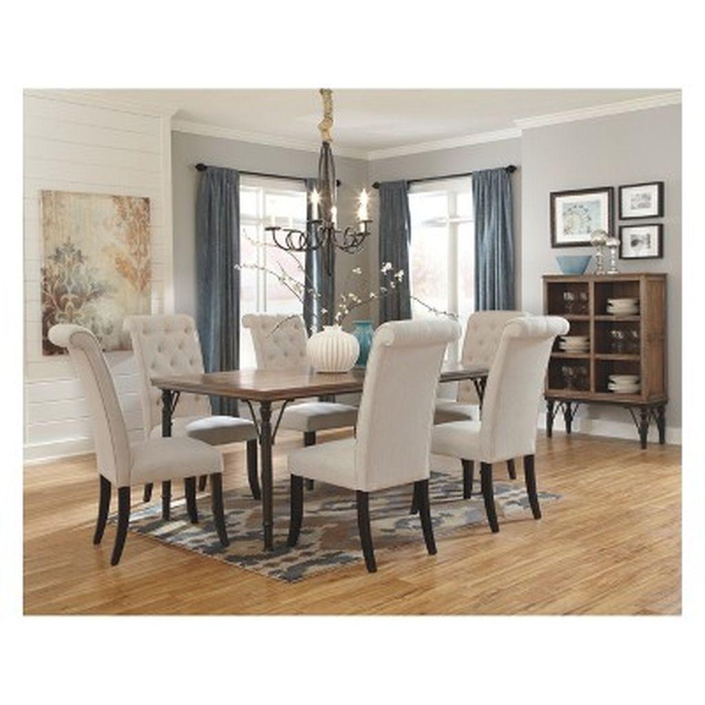 Sweet Romantic Dining Room Decor 48