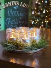 The Best DIY Christmas Centerpiece Decoration For Your Amazing Christmas 41