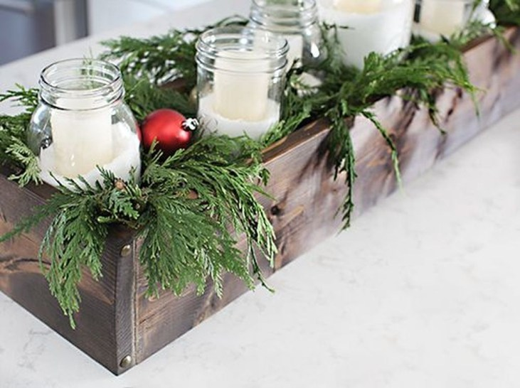 The Best DIY Christmas Centerpiece Decoration For Your Amazing Christmas 44