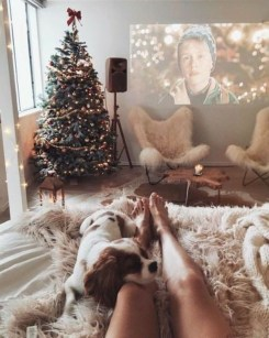 The Best Winter Decoration For Apartment 10