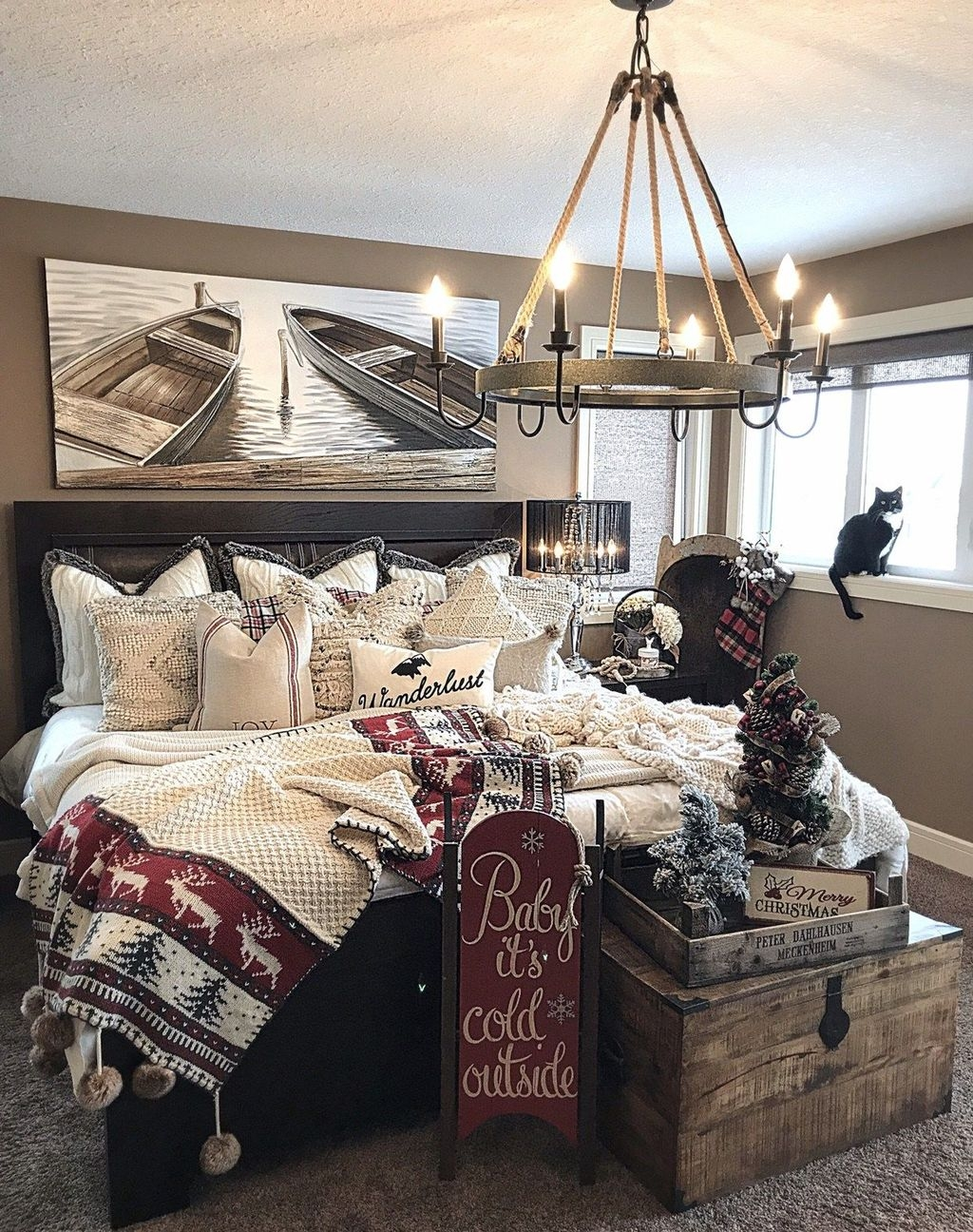 The Best Winter Decoration For Apartment 47