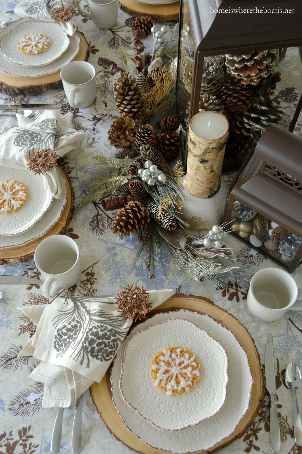The Best Winter Table Decorations You Need To Try 22