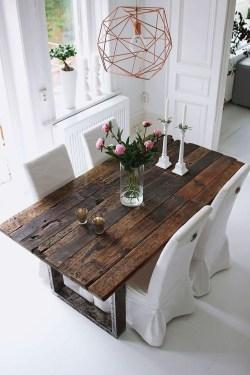 Amazing Rustic Dining Room Design Ideas 09