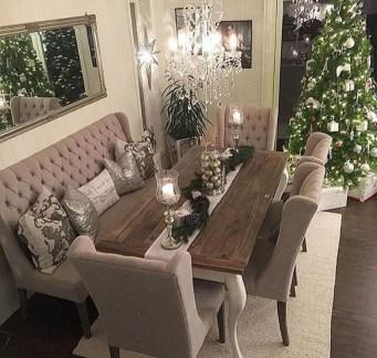Amazing Rustic Dining Room Design Ideas 35