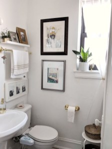 Awesome Hanging Bathroom Storage For Small Spaces 02