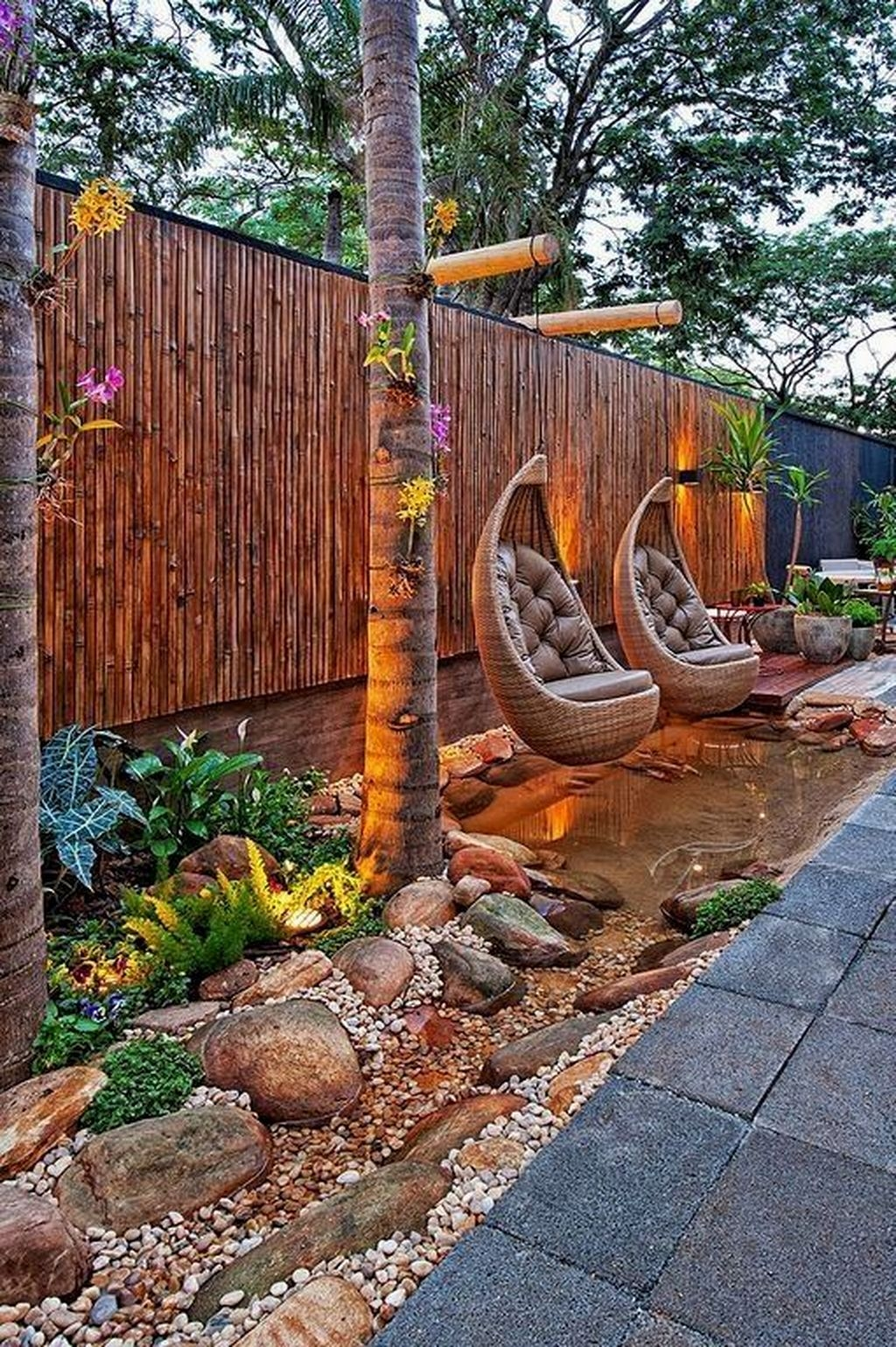 Backyard Landscaping Ideas With Minimum Budget 02