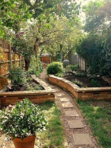 Backyard Landscaping Ideas With Minimum Budget 49