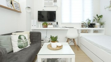 Beautiful Small Space Living Room Decoration Ideas30