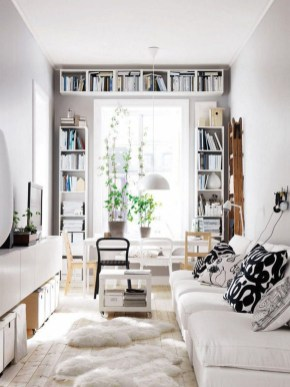 Beautiful Small Space Living Room Decoration Ideas34
