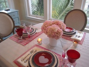 Beautiful Valentines Day Table Decor 18