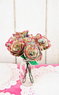 Beautiful Valentines Day Table Decor 42
