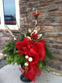 Front Porch Valentines Day Decor With LOVE Word 20