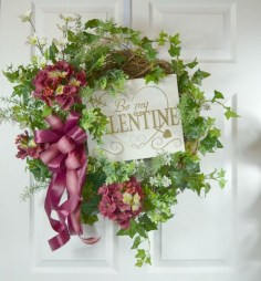 Front Porch Valentines Day Decor With LOVE Word 36