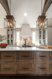 Kitchen Island Design Ideas With Marble Countertops 05