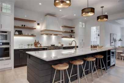 Kitchen Island Design Ideas With Marble Countertops 16