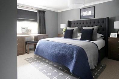 Luxury Modern Man Bedroom Design Ideas 14