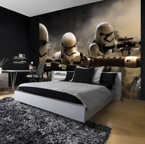 Luxury Modern Man Bedroom Design Ideas 27