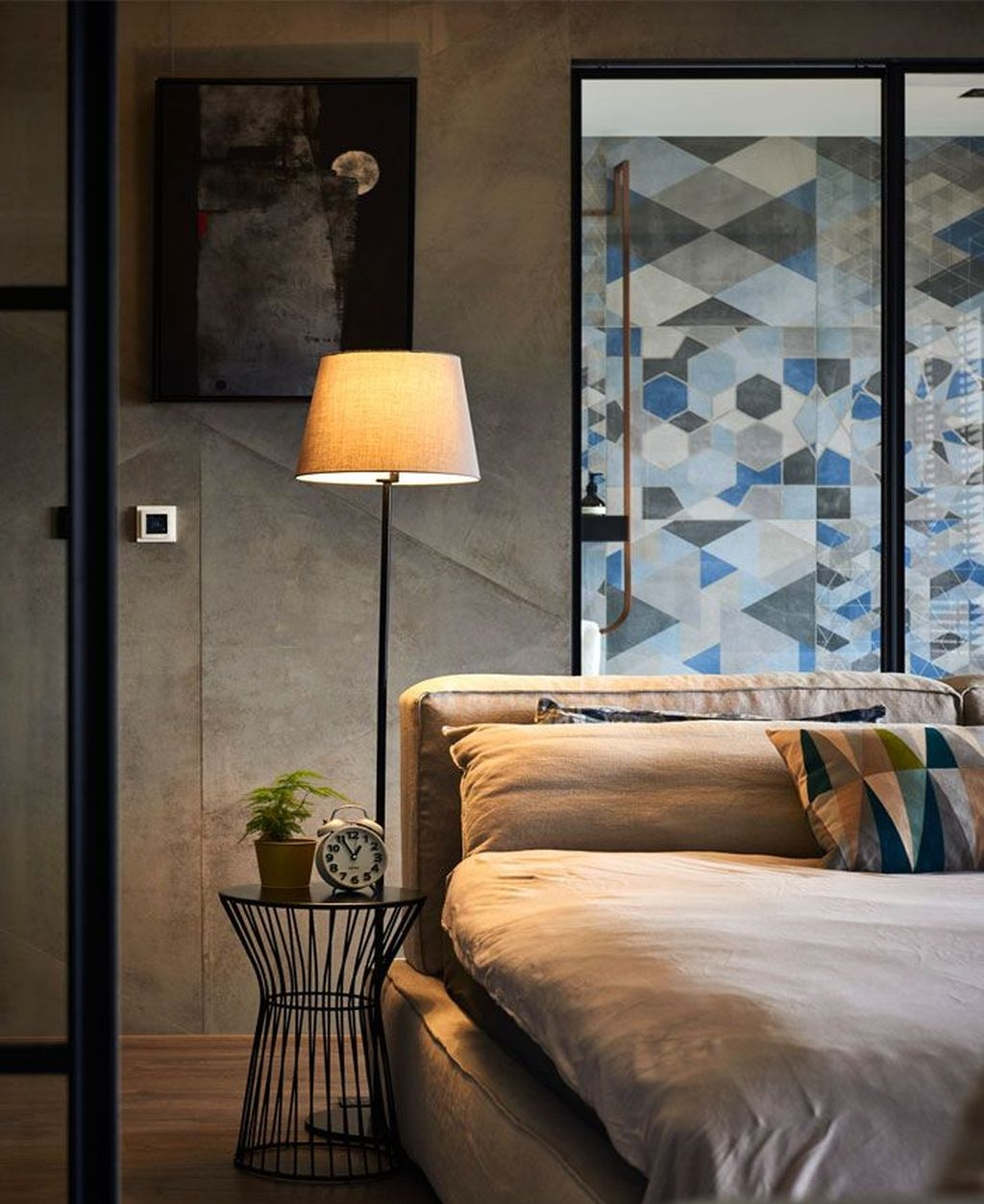 Luxury Modern Man Bedroom Design Ideas 31
