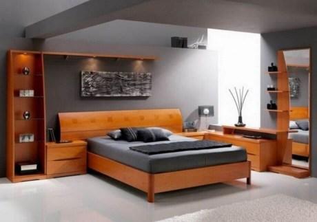 Luxury Modern Man Bedroom Design Ideas 37