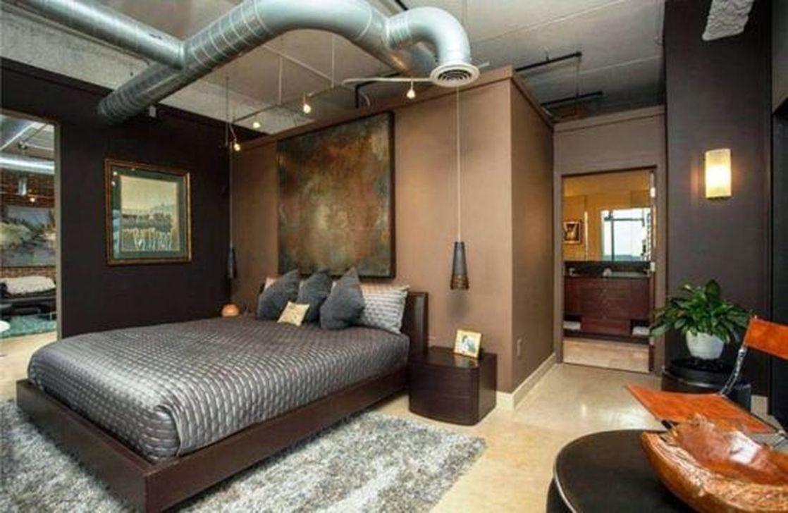 Luxury Modern Man Bedroom Design Ideas 42