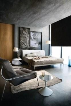 Luxury Modern Man Bedroom Design Ideas 47