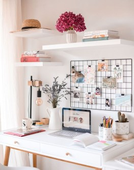Modern Home Office Idea That Easily Implemented 07